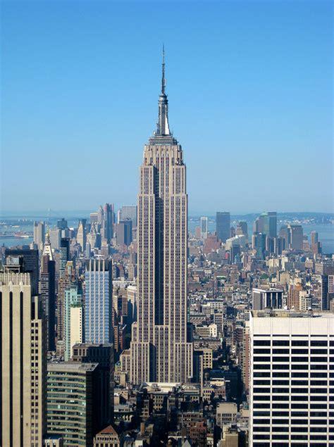 Empire State Building Skyscraper