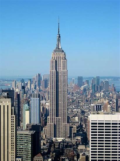 Empire Building State Wikipedia Buildings York Skyscraper