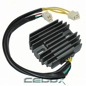 Regulator Rectifier For Honda Cmx450 Cmx450c Rebel 1986