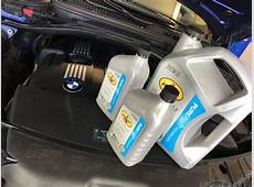 DIY Oil Change 2007 BMW X3 30si