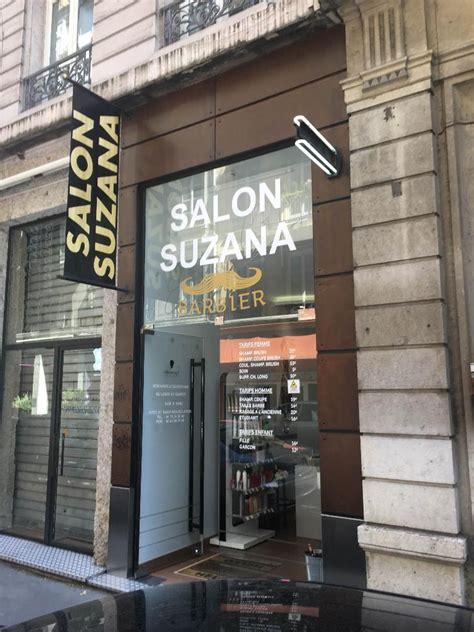 Salon Suzana - Coiffeur 10 rue Su00e8ze 69006 Lyon - Adresse Horaire