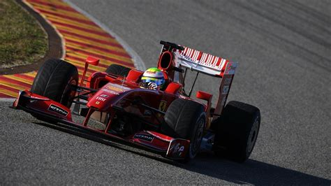 Only the world champion is allowed to use number 1. Ferrari Seeks Court Injunction Against FIA's 2010 F1 Rules