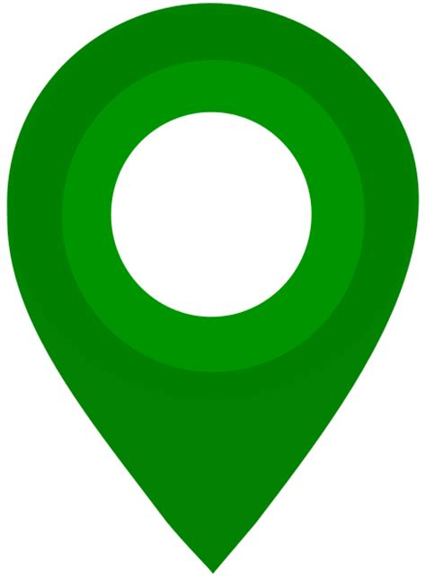 Link to download the icons are given with hawcons offers icons in 6 different categories: File:Map pin icon green.svg - Wikimedia Commons
