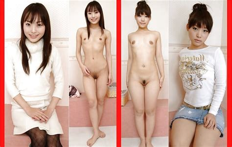 Dressed Undressed Asian Girls 13 Pics Xhamster