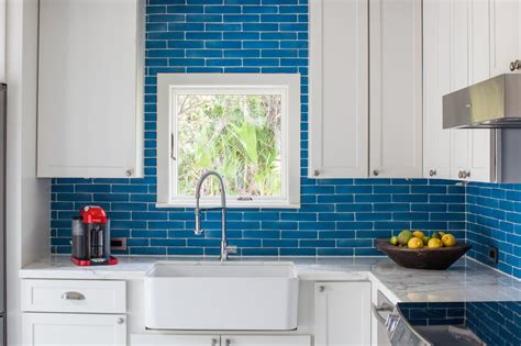 bright tiles kitchen 8 ways to make a small kitchen sizzle diy 1806