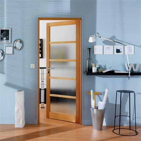 porte de cuisine lapeyre porte d 39 intérieur vitrée en hêtre brut à venir lapeyre