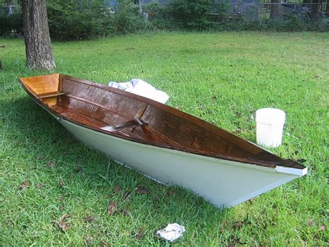 wooden row boat plans  woodworking