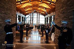 Jessica and Lennie's Wedding at the Marine Corp Museum ...