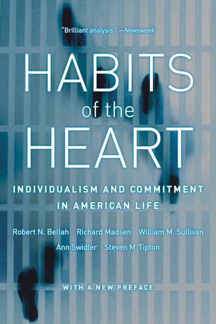 habits   heart    preface robert  bellah