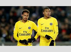 Neymar y Mbappé, lo que pudo ser y no fue en el camino del