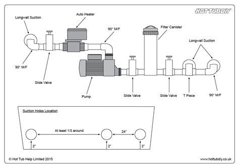 Shower Speaker Wiring Diagram by Heater Kit For A Wooden Tub Tub Diy Heating Bundle