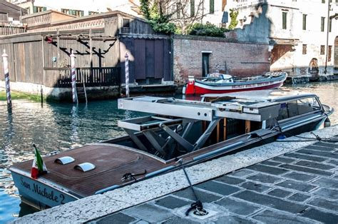 Venice Italy 15 Types Of Boats You Can Only See In La
