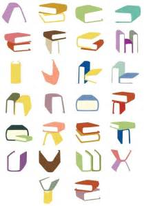 Alphabet Typography Book