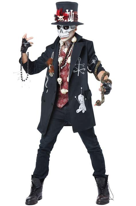 voodoo dude adult costume purecostumescom