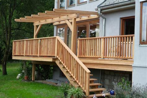 Dachterrasse Bauen Lassen Statt Selber Bauen by 1001 Tolle Ideen F 252 R Balkon 252 Berdachung Aus Holz