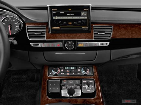 audi a8 interior 2016 audi a8 prices reviews and pictures u s news