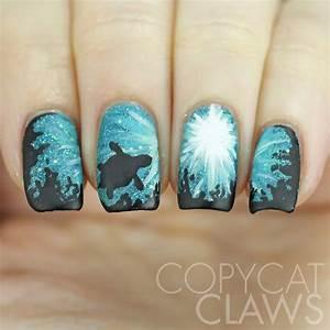 Copycat Claws: The Digit-al Dozen does Nature: Day 1 Sea ...