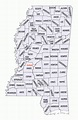 File:Mississippi counties map.png - Wikimedia Commons