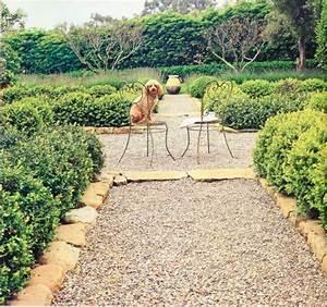 allee de jardin idees et astuces de decoration With idee allee de jardin