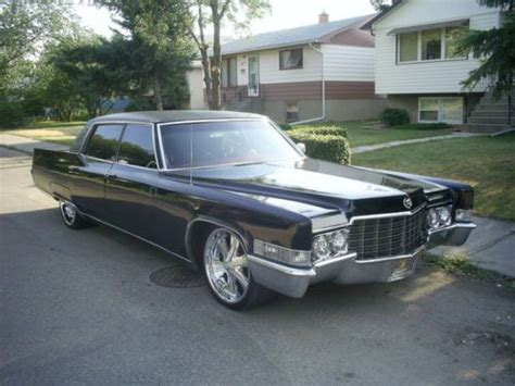 Find Used Cadillac Fleetwood Brougham Special