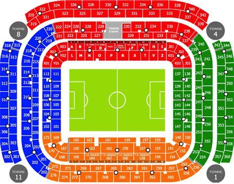 posti a sedere stadio san siro quanto costano i biglietti concerto a san siro dei one