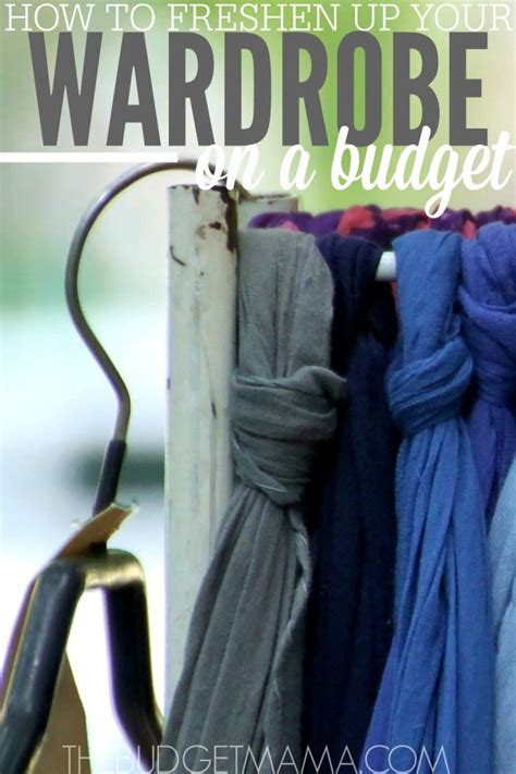 Wardrobe Basics On A Budget by How To Freshen Up Your Wardrobe On A Budget