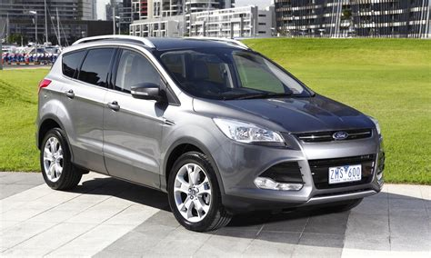 ford kuga reifengröße 2013 ford kuga pricing and specifications photos