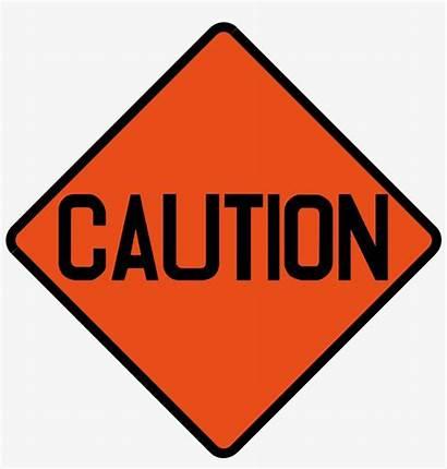 Caution Signs Clipart Sign Orange Temporary Singapore
