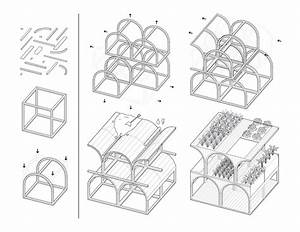 Diagram Of Modularity Of Mashambas Skyscraper By Lipi U0144ski And Frankowski