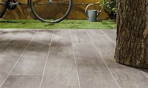 colle carrelage exterieur leroy merlin affordable With dallage exterieur pas cher