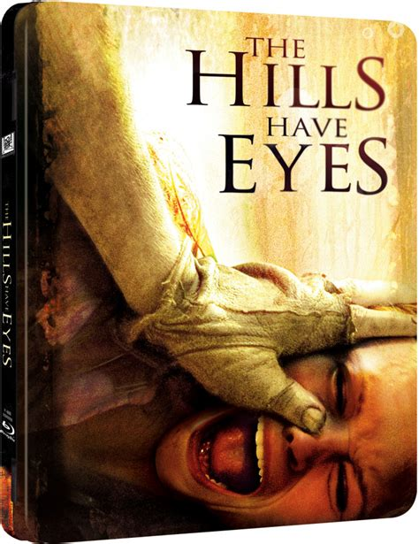 The Hills Have Eyes - Steel Pack Edition (Future Pak) Blu ...