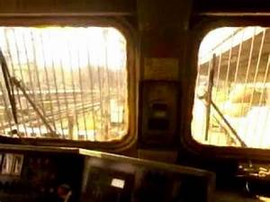 A day Inside the Driver's Cab of WAP-7 Electric Locomotive ...