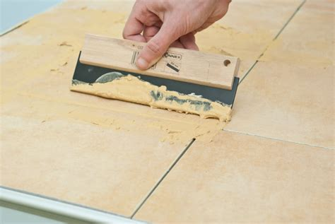 grouting floor tiles howtospecialist how to build