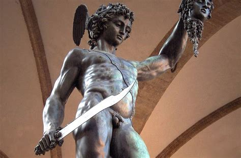 A Classic A Day Perseus And Medusa