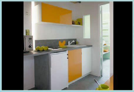 cuisine equip馥 studio aménagement coin cuisine équipée dans studio
