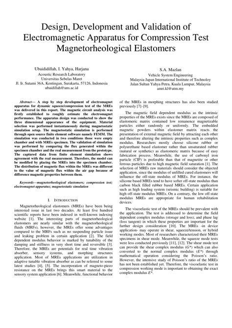 (PDF) Design, Development and Validation of