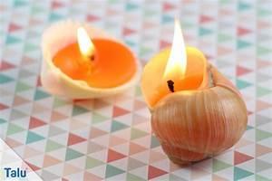 Basteln Mit Wachs : basteln mit muscheln 4 tolle ideen zur deko ~ Orissabook.com Haus und Dekorationen