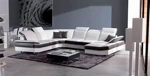 Chateau d39ax canapes en cuir fauteuils et salons made for Tapis shaggy avec canapé cuir relax chateau d ax