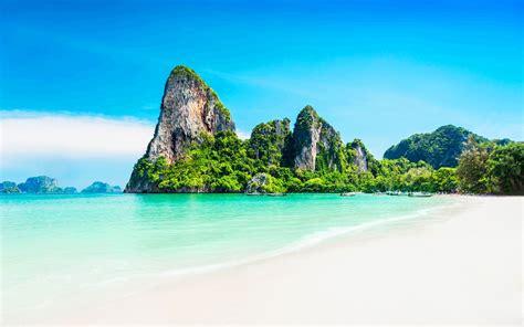Landscape, Tropical, Beach Wallpapers Hd / Desktop And