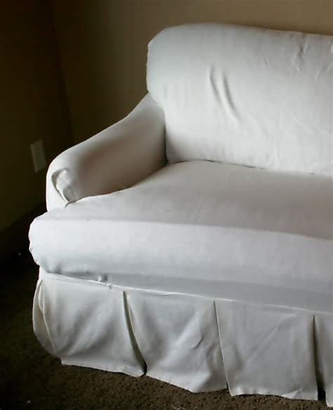 t cushion chair slipcovers uglysofa com loosefit t cushion boxpleat slipcover arm chair