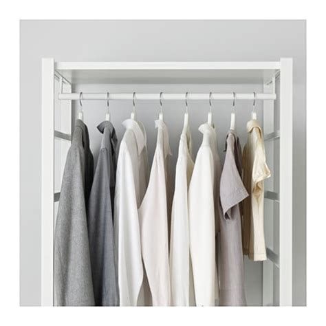 ELVARLI Clothes rail White 80 cm   IKEA