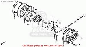 Honda Trx70 Fourtrax Service Repair Manual 1986 1987