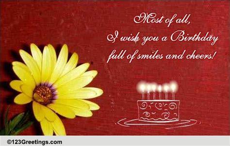 beautiful future  birthday wishes ecards