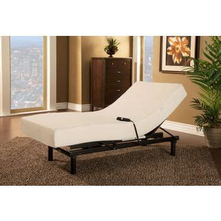 adjustable bed mattresses overstock shopping