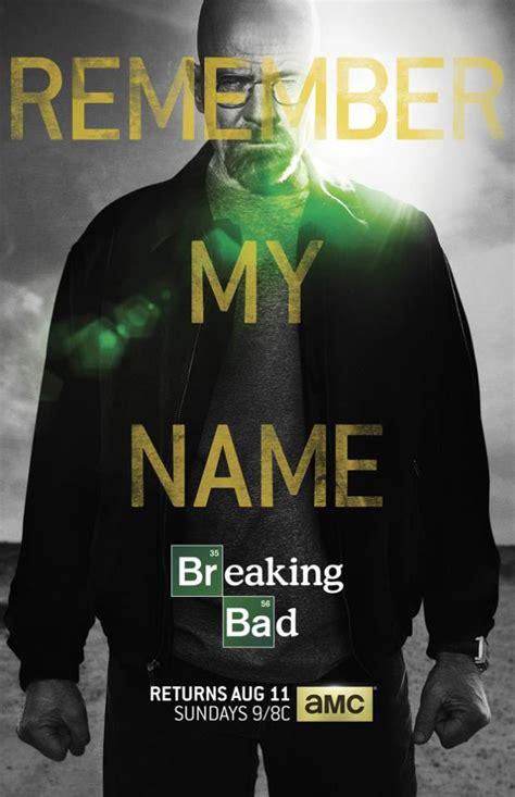 New Breaking Bad season 5 poster  Den of Geek