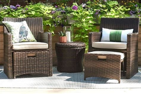 Small Outdoor Furniture Set modern outdoor ideas small space patio sets cozy