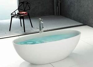Badewanne Freistehend Für Garten : freistehende badewanne carmen 180 in mattstone von gioiabagno ~ Markanthonyermac.com Haus und Dekorationen