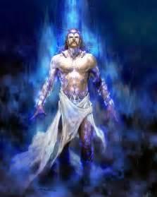 Universal Lighting Technologies by Poseidon Greek God Of The Ocean Minecraft Skin