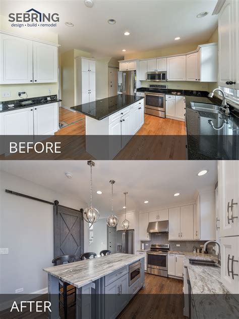 home design before and after s kitchen before after pictures home remodeling