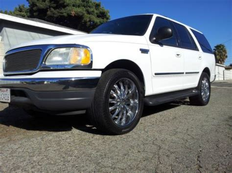 2002 ford excursion xlt premium buy used 2002 ford expedition xlt 5 4l v8 excellent